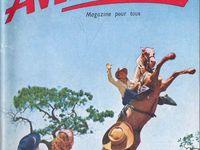 Tallandier : Lisez-Moi Aventures (1948-1952), repères bibliographiques de la revue