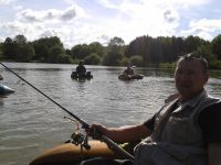 Oulins accueille le Fishing Tour