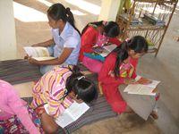 Initiation et perfectionnement en khmer, anglais, francais
