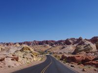 USA Road Trip - Jour 19/25 - Zion National Park - Valley of Fire - Las Vegas