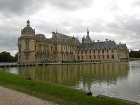 Le Château de Chantilly (Oise)