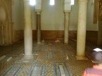 Marrakech ville impériale: kasr Albadia & tombaux Saadienes