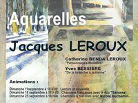 Exposition à Ste Hélène Bondeville