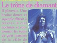 Le Trône de diamant - David EDDINGS (The Diamond Throne, 1989), traduction de E. C. L. MEISTERMANN, illustration de Wojtek SIUDMAK, Pocket collection Science-Fiction n° 5555, 1995, 416 pages &#x3B; Le Chevalier de rubis - David EDDINGS (Ruby Knight, 1991), traduction de E. C. L. MEISTERMANN, illustration de Wojtek SIUDMAK, Pocket collection Science-Fiction n° 5577, 1995, 352 pages &#x3B; La Rose de saphir - David EDDINGS (The sapphire rose, 1991), traduction de E. C. L. MEISTERMANN, illustration de Wojtek SIUDMAK, Pocket collection Science-Fiction n° 5631, 1996, 640 pages