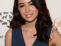 Humane Society of The United States Gala : Christian Serratos