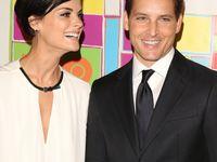 Avec sa compagne Jamie.