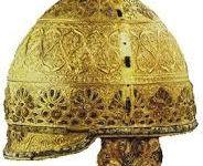 Les casques d'Amfreville, d'Agris et de Ciumesti