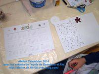 Atelier créatif à l'école avec Flo