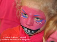 Les maquillages Smiley de L'Atelier de Flo