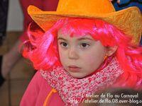 Carnaval de Donchery 2014 avec l'Atelier de flo