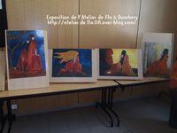EXPOSITION de l'atelier de Flo à Donchery