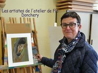 Les artistes Ardennais de l'Atelier de Flo