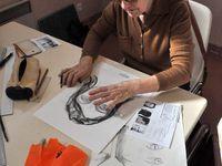 L'Atelier du samedi découvre les bases du portrait (de face)