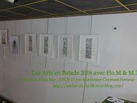 Les Arts en Balade à Clermont Ferrand
