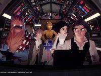 Le Jeu Disney Infinity 3.0 : Star Wars annoncé !