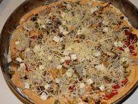 Pizza Fruits de Mer et Crevettes