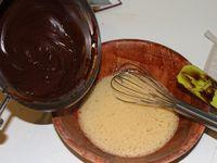 Brownie aux Eclats de Chocolat Blanc et Noix de Coco