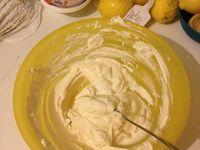 Tiramisu aux citrons (et sans oeufs)
