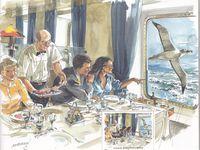 Carnet de voyage de 1999 feuillets illustrés de Serge Marko