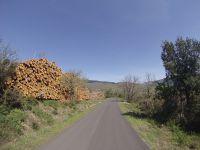 Approche et franchissement du col du Buissou