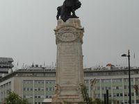 Statue du Marquis de Pombal