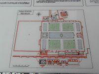 Plan et Intérieur des bâtiments