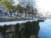 Panorama depuis la petite place au pied du pont Dom Luis I