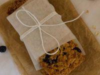 Barres de céréales aux &quot&#x3B;super-fruits&quot&#x3B;