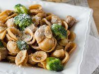 Orechiette au brocoli &amp&#x3B; à la saucisse italienne