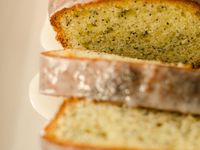 Cake au citron &amp&#x3B; aux graines de pavot