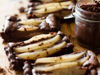 Tarte aux poires &amp&#x3B; au chocolat