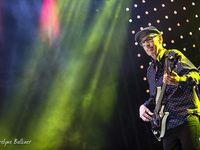 Cahors Blues festival, Eric Bibb et JJ Milteau - Sugaray Rayford