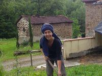 Autour du Potager avec Cécile... Les danses des tranchées !... cliquer sur la première photo pour voir tout l'album en grand