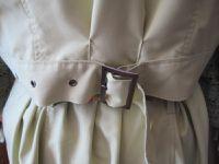 Trench coat avant / après
