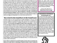 Au menu du JS 93 de janvier : voeux de luttes 2014, Prud'hommes, Maternité des Lilas, Hausse de la TVA, travail du dimanche, Dieudonné-Soral et l'extrême-droite, des brèves...