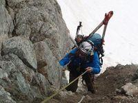 Ski de rando  : traversée La fouly Champex  - Les Cinq cols