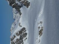 le Glacier du Mont Miné - en montant à Tête Blanche