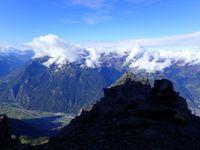 Petite Dent de Morcles voie du Roc Champion - Grande Dent de Morcles 2969 m