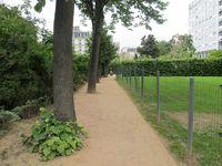 Panorama et images des jardins sélectionnés du 14ème