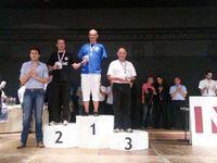 Champion de France V3 2014.