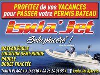 Passez votre permis bateau en Corse