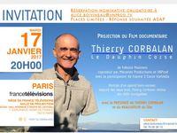 Projection documentaire de Fabrice Marinoni à Paris dans une salle de France télévision. Places limitées inscription obligatoire à Alice.boivineau@vnprod.tv