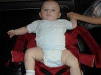 Je porte Bébé avec mon Manduca {Episode 3}
