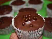 Cupcakes pruneaux &amp&#x3B; choco