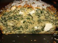 2 recettes avec du kale: 1 cake et 1 petite salade pour faire le plein d'énergie!