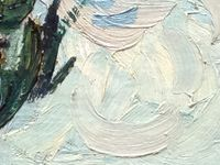Le travail et les envolées picturales de Vincent