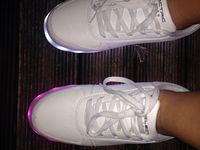 Concours ! Gagne ta paire de chaussure lumineuse !!!