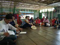 Visite d'échange pour les leaders des groupements