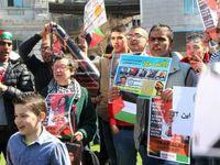 Le 17 avril 2015, le soutien aux prisonniers palestiniens est international !