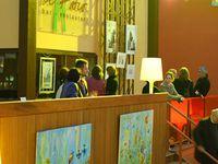 Rétrospective : vernissage de l'exposition collective du Grau du Roi